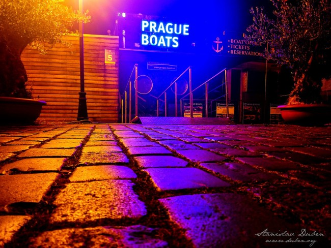 Prague-boats II